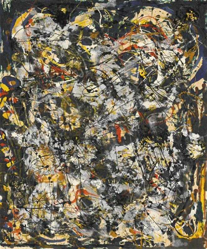 Pollock, Number 4