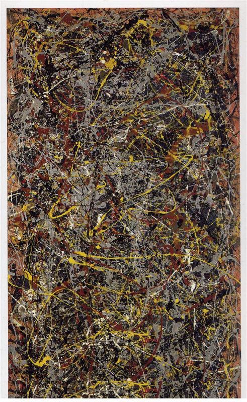 Pollock, Number 5
