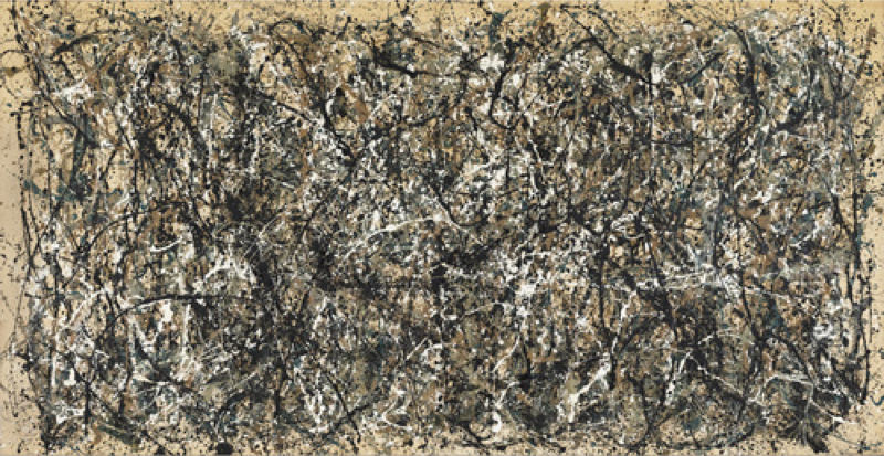 Pollock, One - Number 31