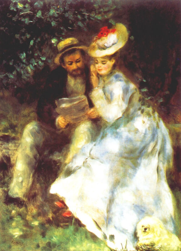 Renoir, Confidences