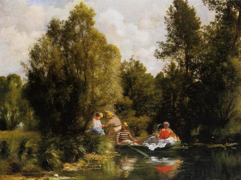 Renoir, L'étang des fées