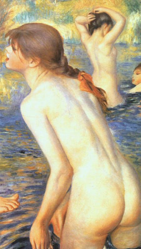 Renoir, Les baigneuses