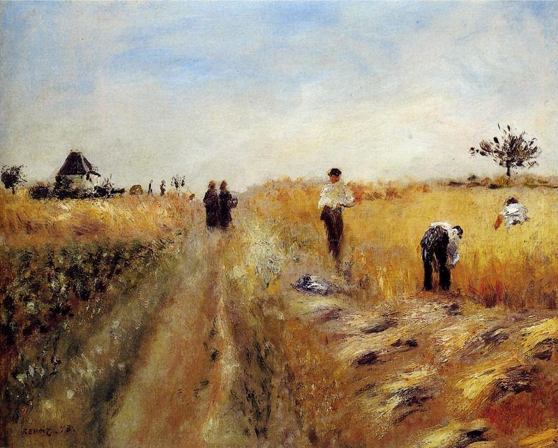 Renoir, Les moissonneurs