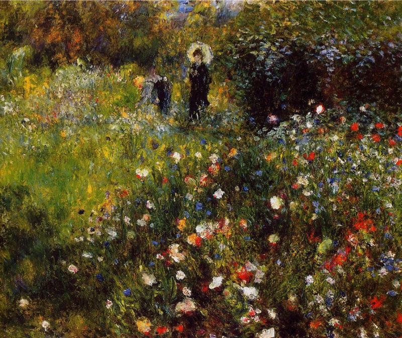 Renoir, Paysage d'été