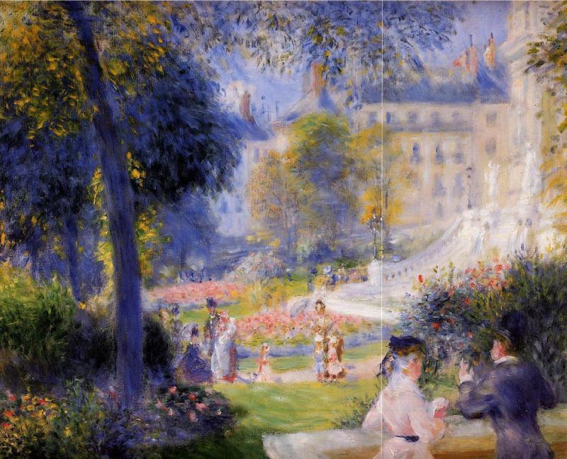 Renoir, Place de la Trinité
