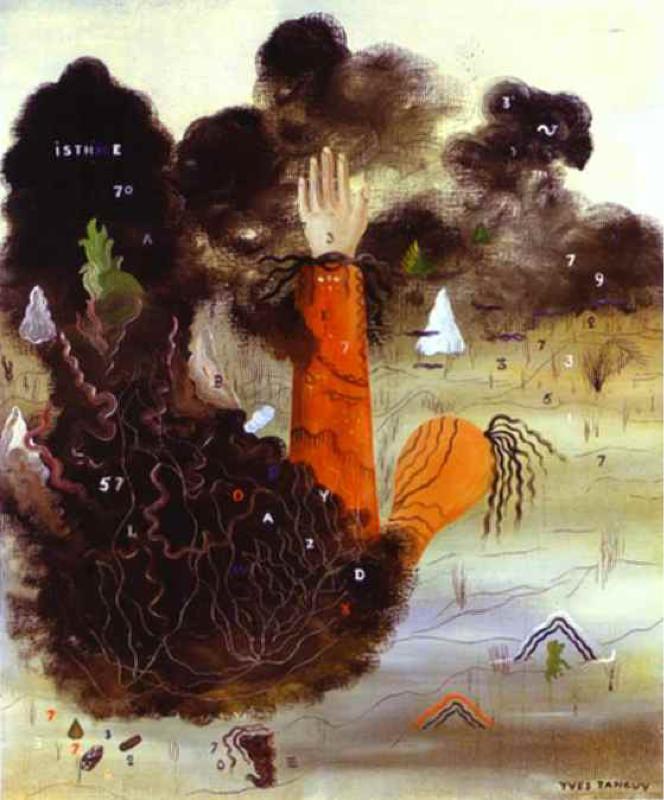 Tanguy, La main dans les nuages