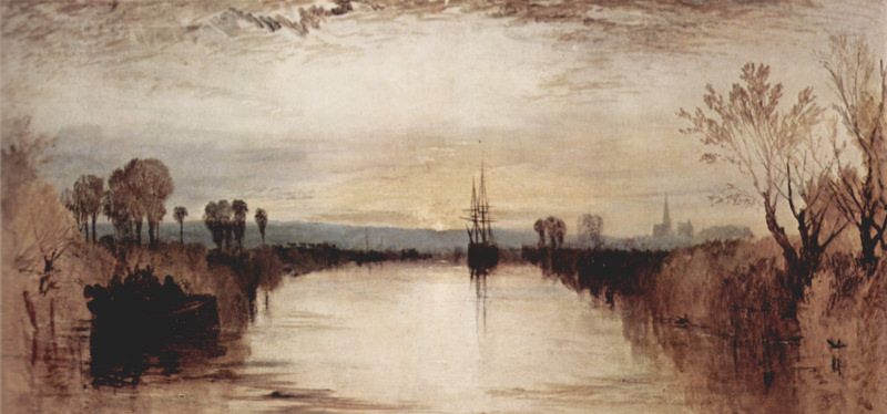 Turner, Canal de Chichester