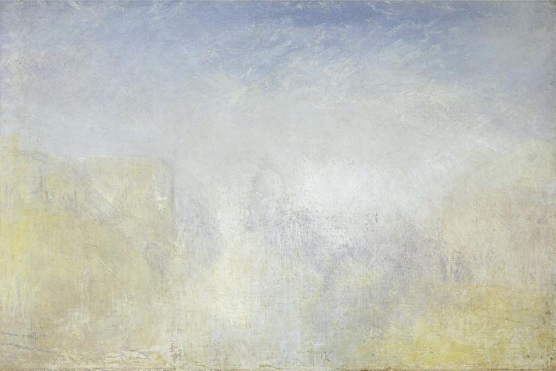 Turner, Venise avec le salut