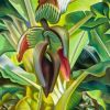 Ross Eugene Braught, Banana tree