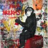 Banksy Modified, Follow Your Dreams