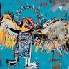 Basquiat, Untitled - Fallen Angel 1981