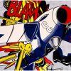Blam par Roy Lichtenstein