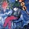 Chagall, Le violoniste bleu