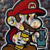 Speedy Graphito, Mario