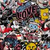 Speedy Graphito, Only love